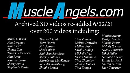 200 Archived SD videos re-added
